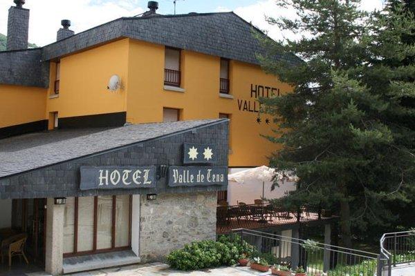 Hotel Valle de Tena - фото 14