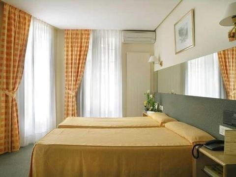 Hotel Avenida - фото 50
