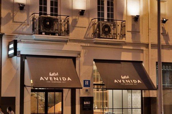Hotel Avenida - фото 21
