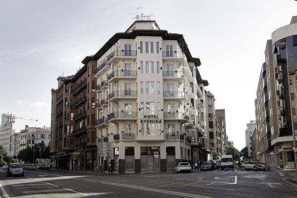 Hotel Avenida - фото 22