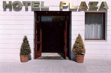 Hotel Pamplona Plaza - фото 23