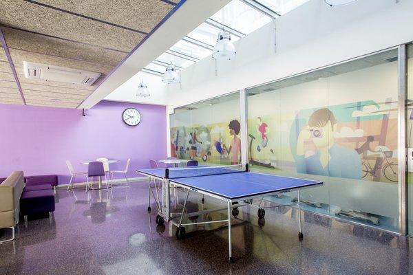 Residencia Universitaria Los Abedules - фото 50