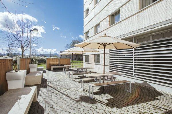 Residencia Universitaria Los Abedules - фото 22