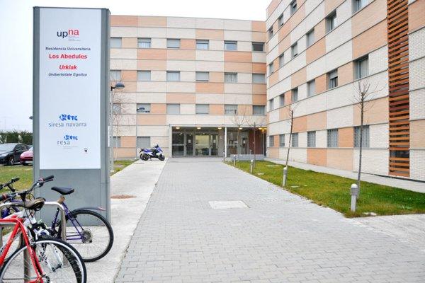 Residencia Universitaria Los Abedules - фото 23