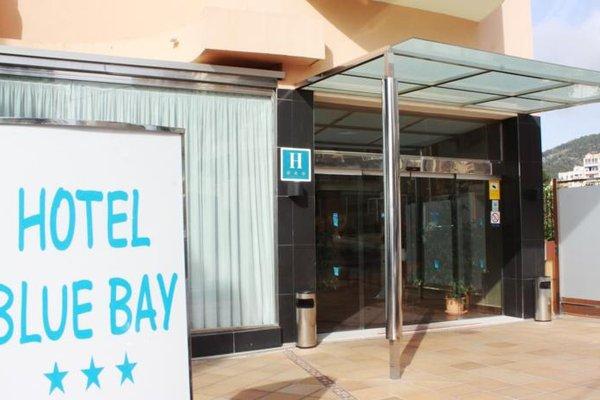 Hotel Blue Bay - фото 17