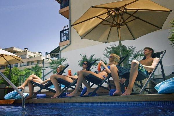 Hotel Feliz - фото 22