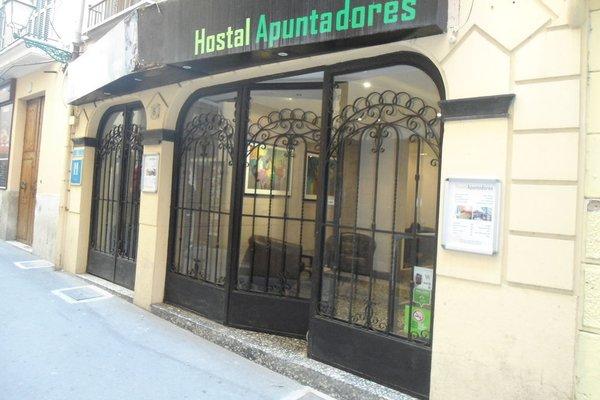 Hostal Apuntadores - фото 19