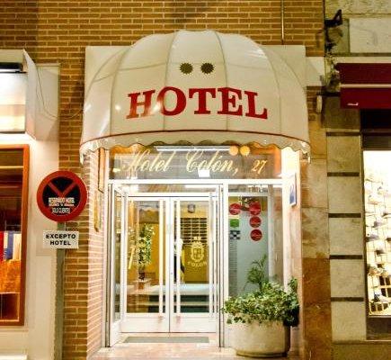 Hotel Colon 27 - фото 20