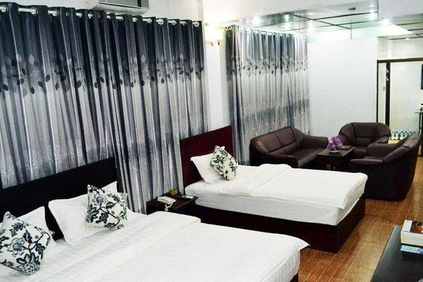 Гостиница «CS», Лашио