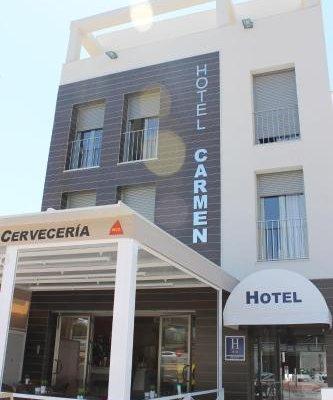 Hotel Carmen - фото 50