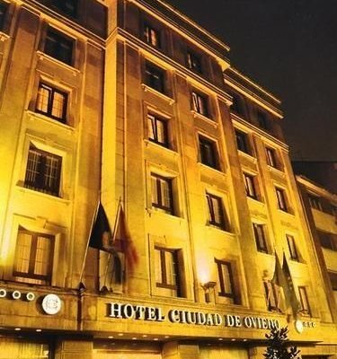 Hotel Sercotel Ciudad de Oviedo - фото 21