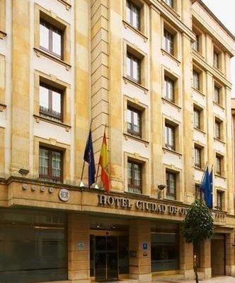 Hotel Sercotel Ciudad de Oviedo - фото 23