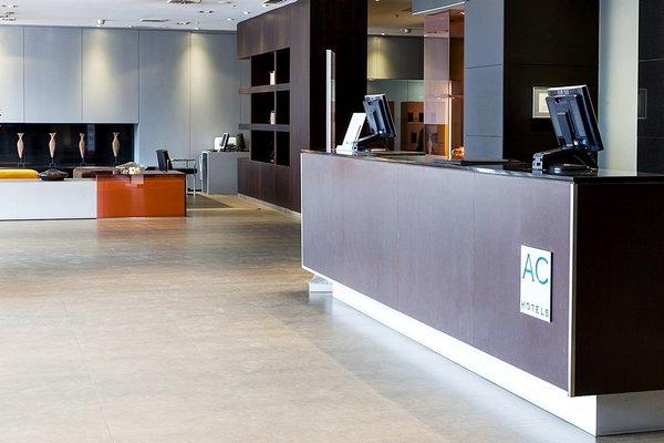 AC Hotel Oviedo Forum, a Marriott Lifestyle Hotel - фото 14