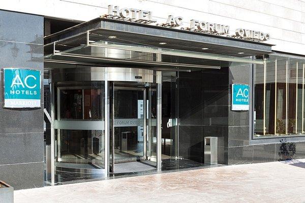 AC Hotel Oviedo Forum, a Marriott Lifestyle Hotel - фото 21