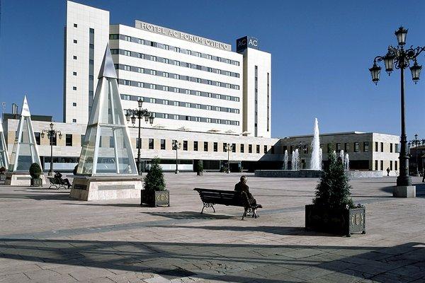 AC Hotel Oviedo Forum, a Marriott Lifestyle Hotel - фото 23