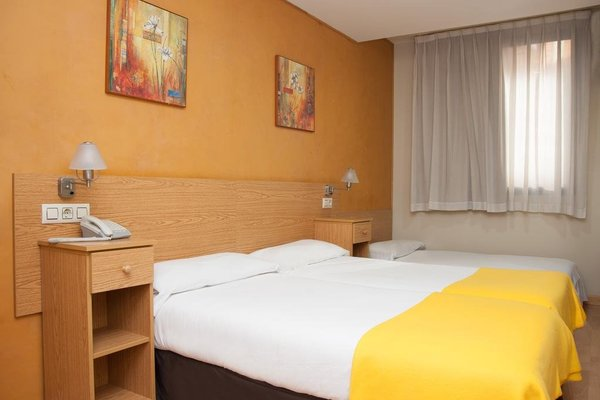 Hotel Confort Oviedo - фото 6