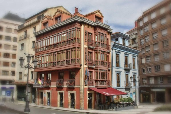 Hotel Vetusta - фото 22