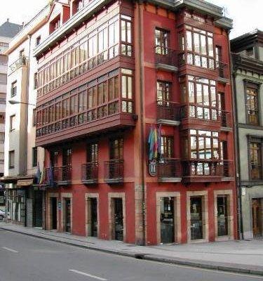 Hotel Vetusta - фото 23
