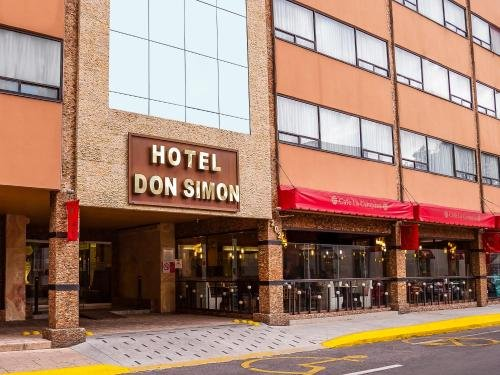 Hotel Don Simon - фото 20