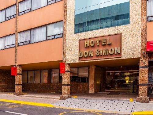 Hotel Don Simon - фото 21