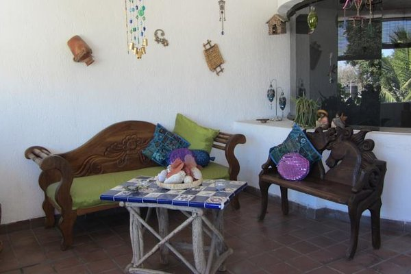 Baja Bed and Breakfast - фото 5