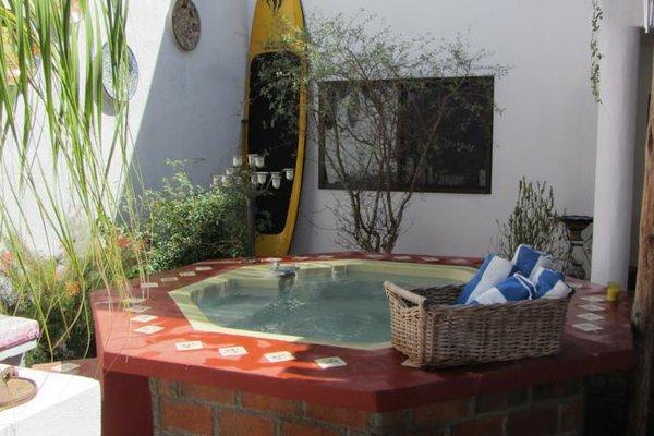 Baja Bed and Breakfast - фото 6