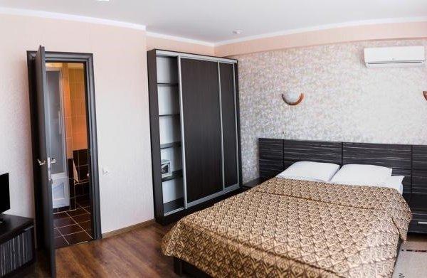 Отель Саяногорск - фото 2