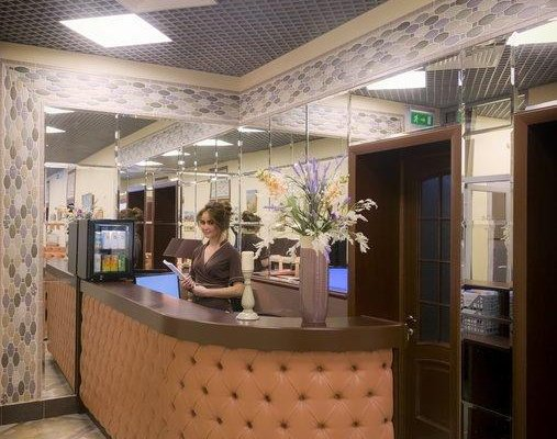 Клуб-отель Галерея - фото 17