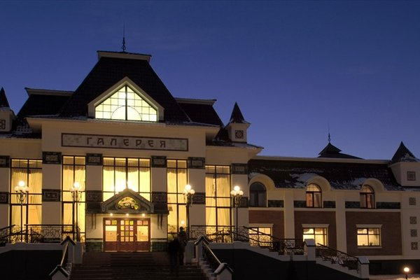 Клуб-отель Галерея - фото 22