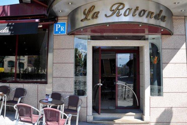 Hostal La Rotonda - фото 16
