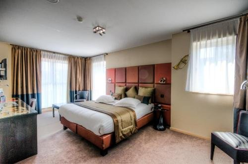 Hotel La Roseraie - фото 18