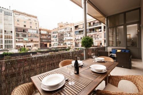 BCN Apartments 41 - фото 21