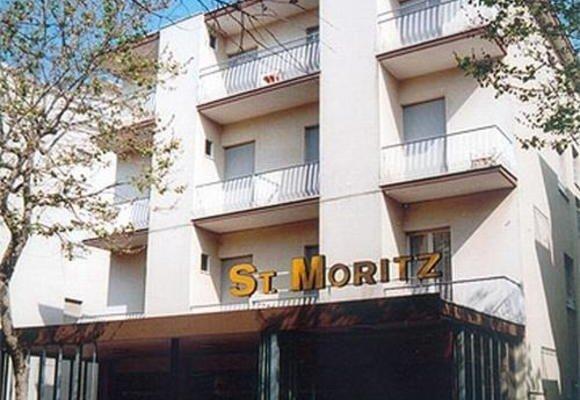 Hotel St. Moritz - фото 6