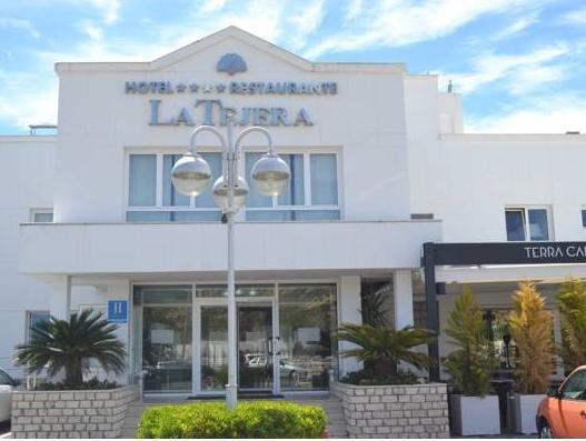 Hotel Jardines La Tejera - фото 21