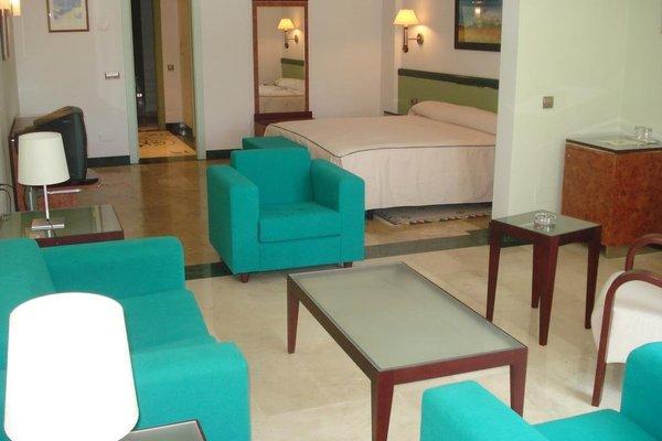 Hotel Jardines La Tejera - фото 7