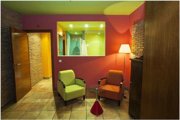 Hotel Ibaiondo - фото 13