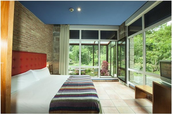 Hotel Ibaiondo - фото 17