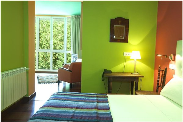 Hotel Ibaiondo - фото 2