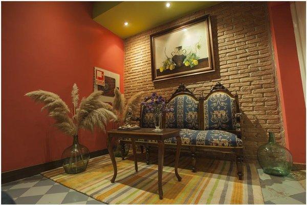 Hotel Ibaiondo - фото 20