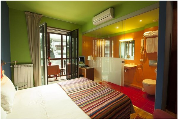 Hotel Ibaiondo - фото 5