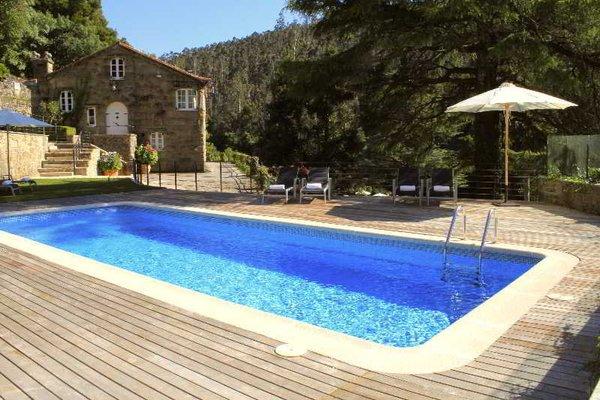 Hotel de Naturaleza La Pesqueria del Tambre - фото 21