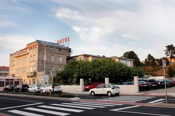Hotel Miramar - фото 21