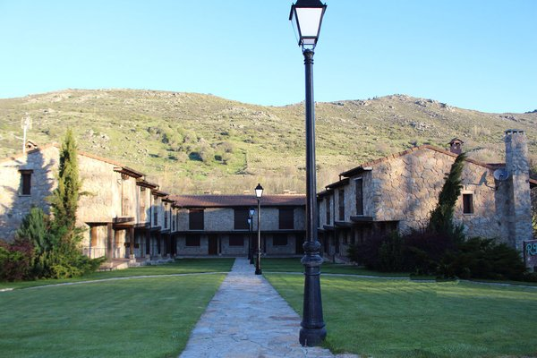 Hotel Ribera del Corneja - фото 23