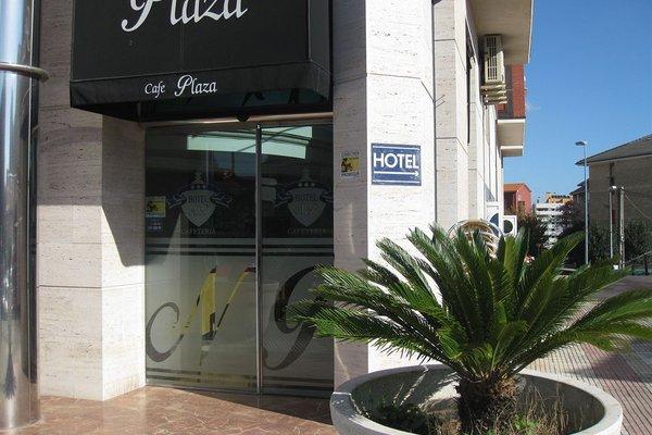 Hotel Nueva Plaza - фото 23