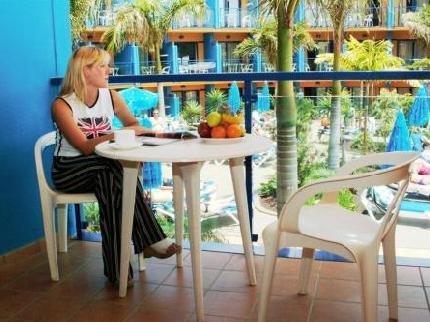 Relaxia Jandia Luz Apartamentos - фото 18