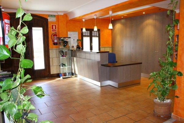 Hotel Rural Huerta del Laurel - фото 14