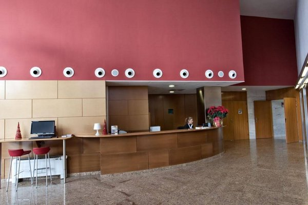 Hotel Porta de Gallecs - фото 18