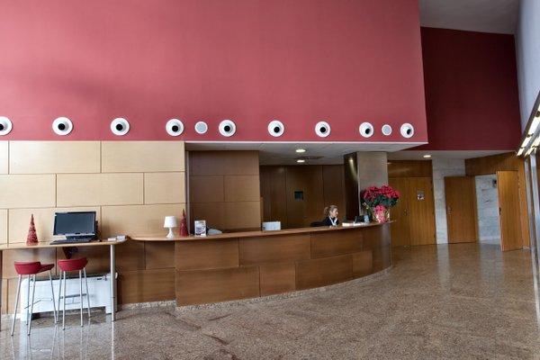 Hotel Porta de Gallecs - фото 6