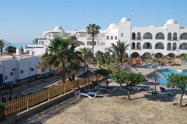 Hotel El Puntazo I - фото 22