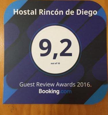 Hostal Rincon de Diego - фото 16